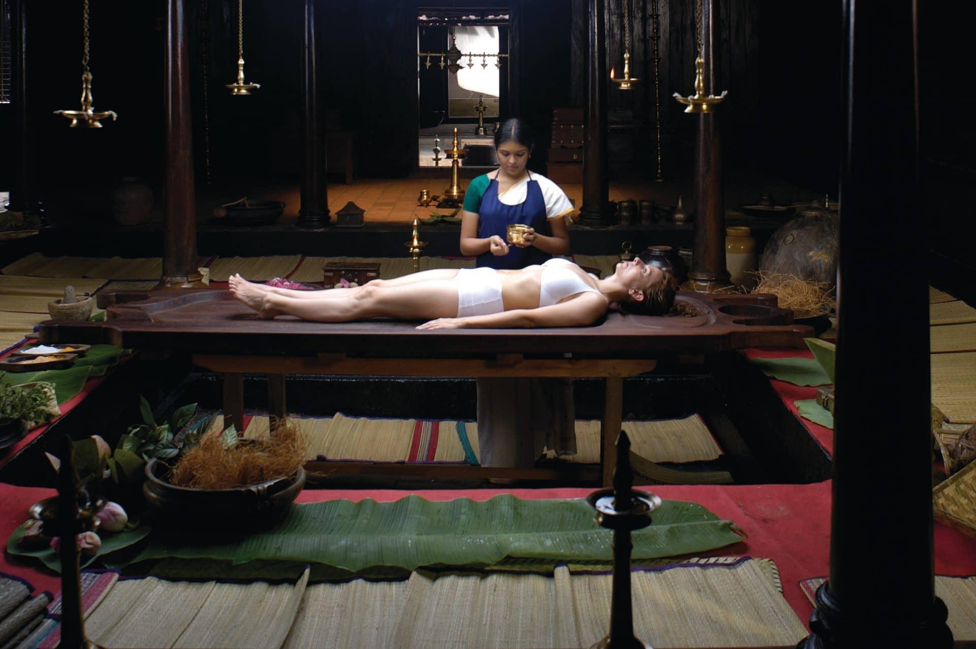 Ayurvedic Treatment in Trivandrum Kerala | Mekosha