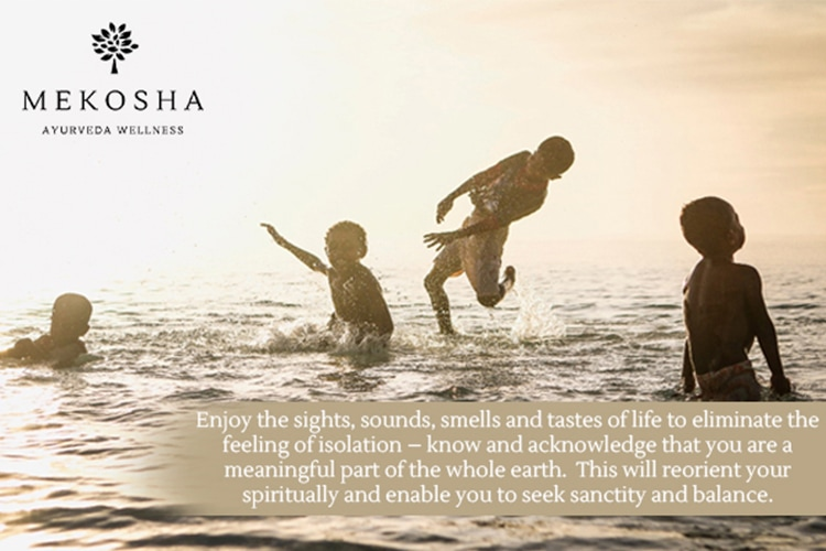 Stimulate and get in touch with all your inner child and senses-Mekosha