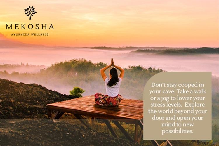 Take to the outdoors-Mekosha
