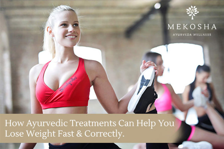 How Ayurvedic Treatments can help with Weight Loss