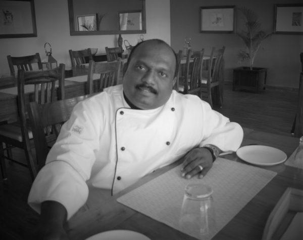 ANOOB APPUKUTTAN Chef Mekosha