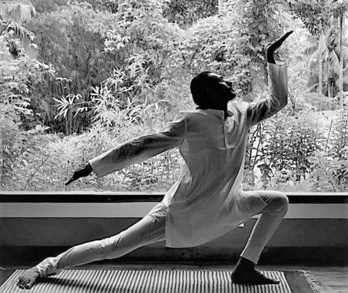 YOGACHARYA RAJ SHINE Yoga Guru